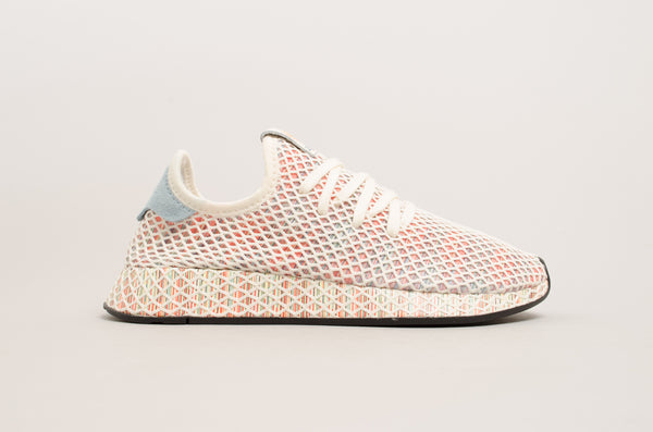 Adidas Deerupt PRIDE ( Cream / Multicolor ) CM8474