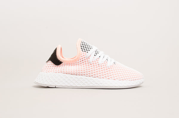 Adidas Deerupt Runner Women ( Pink / White ) B28075