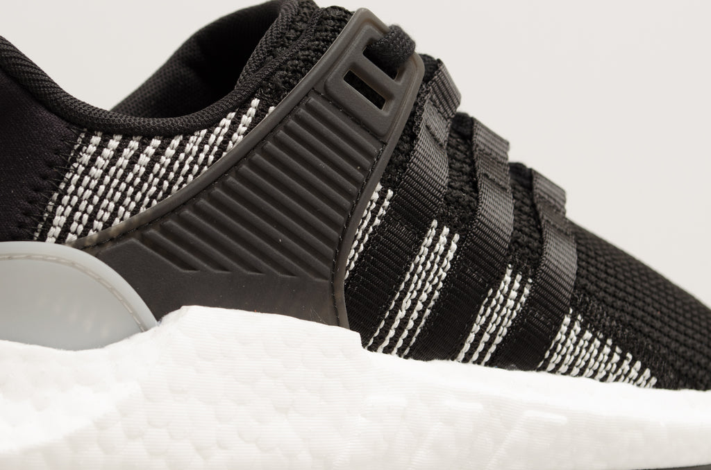 Adidas EQT Support 93/17 Black Embroidery BY9509