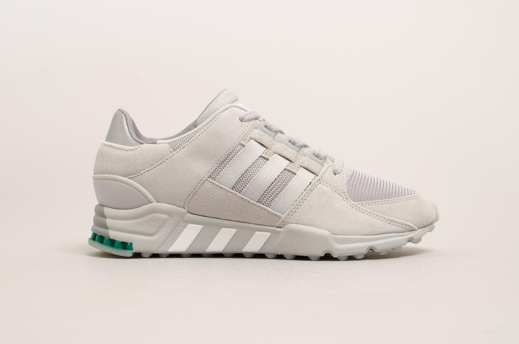 Adidas EQT Support Refined ( Grey / White / Green ) B37470