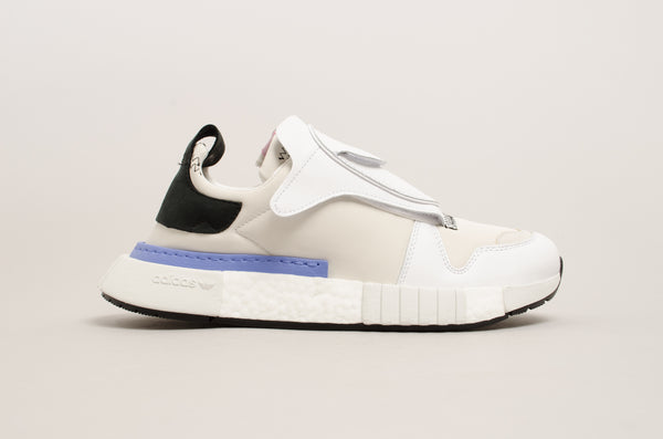 Adidas Futurepacer ( Grey One / White / Black / Purple ) AQ0907
