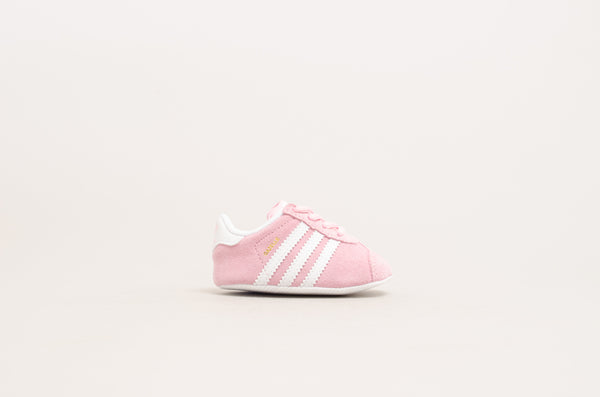 Adidas Gazelle Crib ( True Pink / White ) CG6542