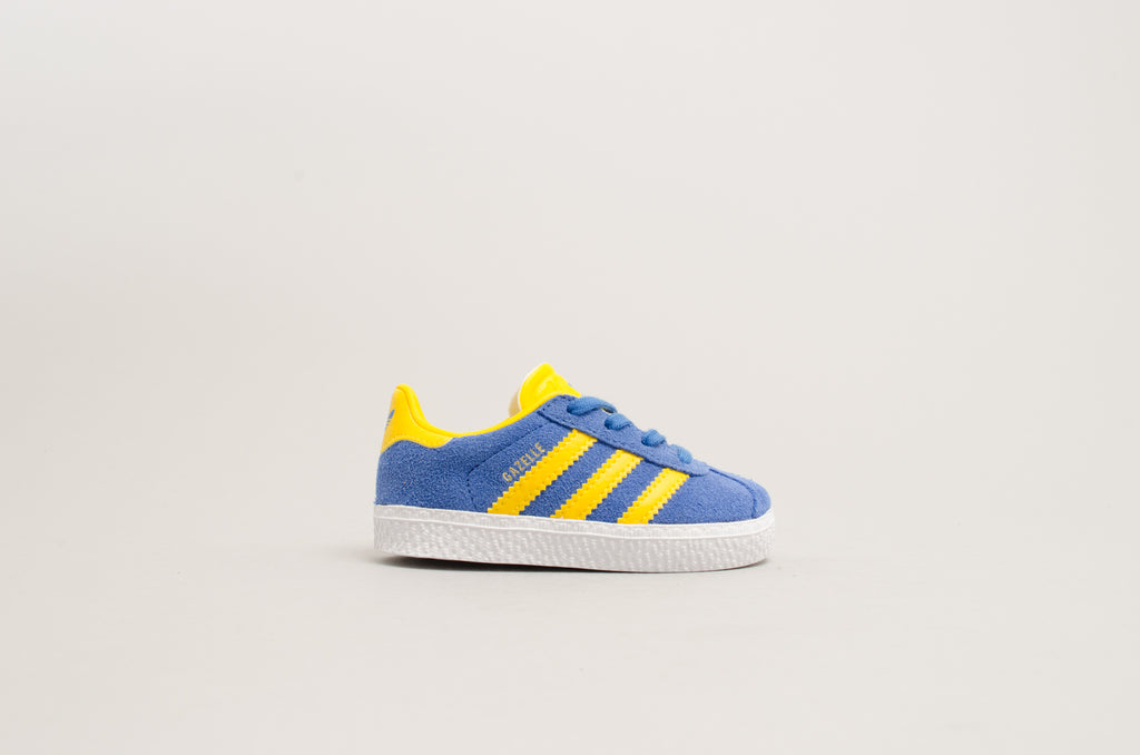 96a6ec327fbd4 Adidas Gazelle I Kids Baby Toddler Blue BY9568 ...