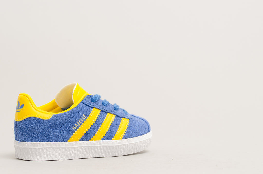 Adidas Gazelle I Kids Baby Toddler Blue BY9568
