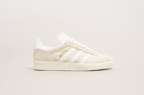 Adidas Gazelle Women ( Off White/ White ) B41655