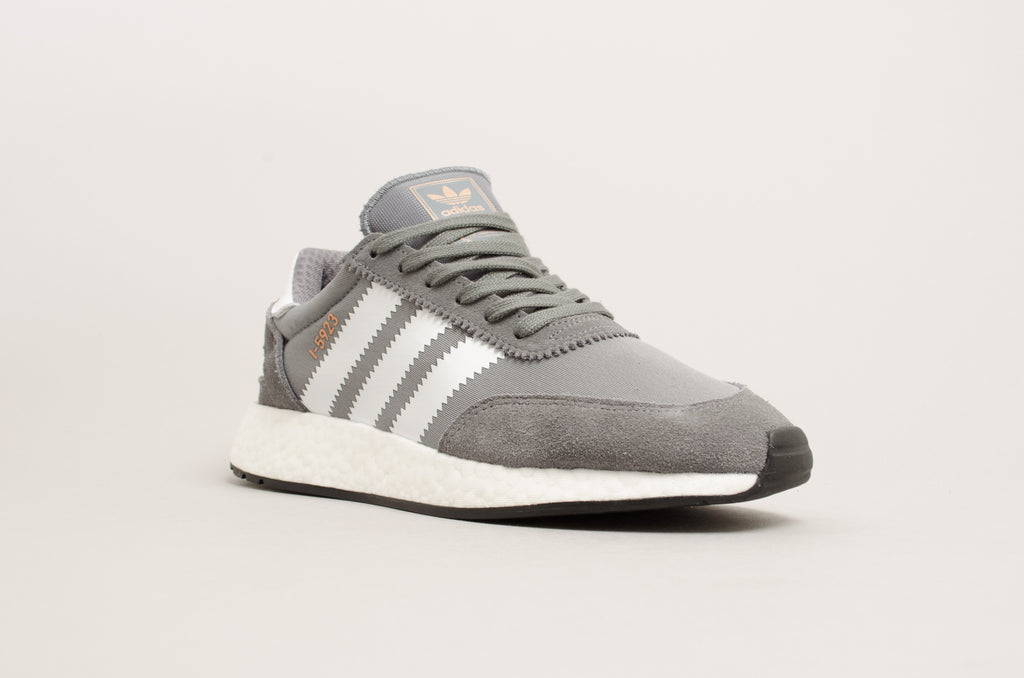 Adidas I-5923 (Iniki Runner) Vista Grey/White BB2089