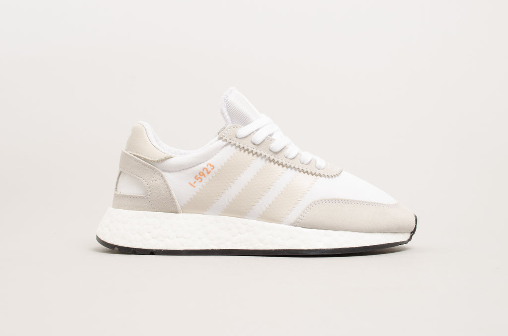 brand new 2404b 9a77a Adidas I-5923 (Iniki Runner) Running WhiteGrey BY9731 ...