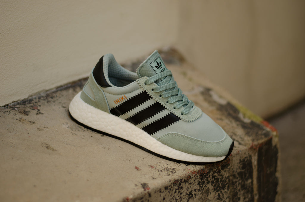 Adidas Iniki Runner W Tactile Green BY9096