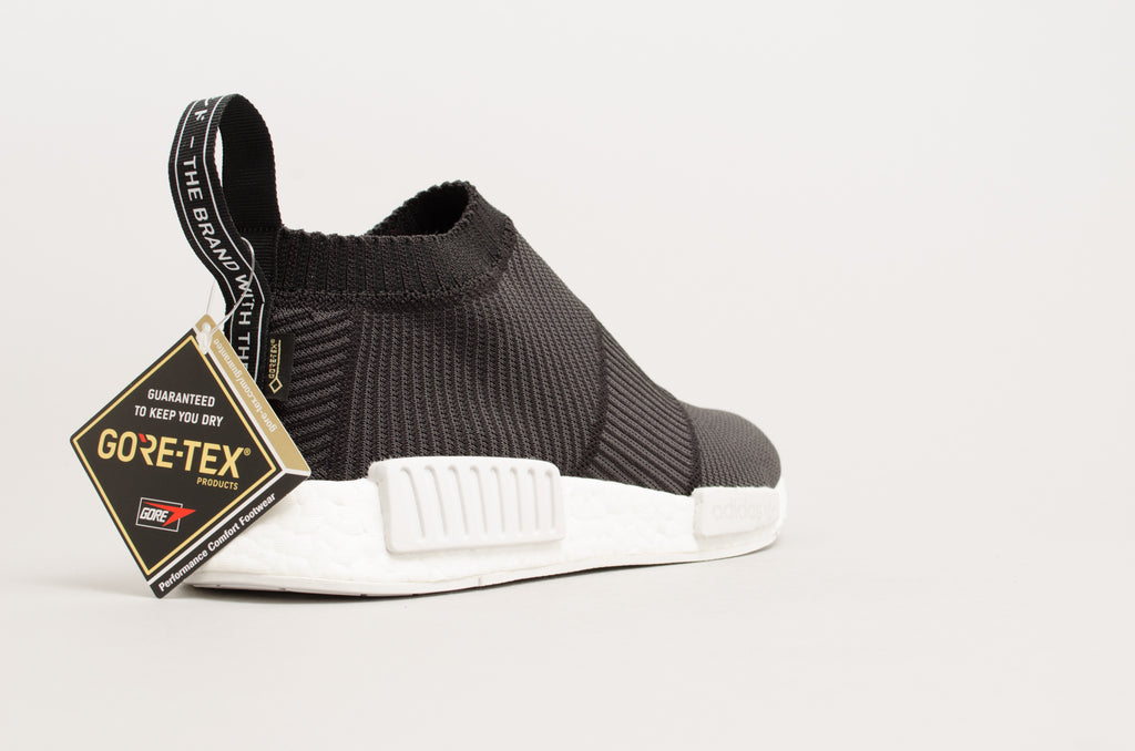 Adidas NMD_CS1 Gore-Tex Primeknit Black/White BY9405
