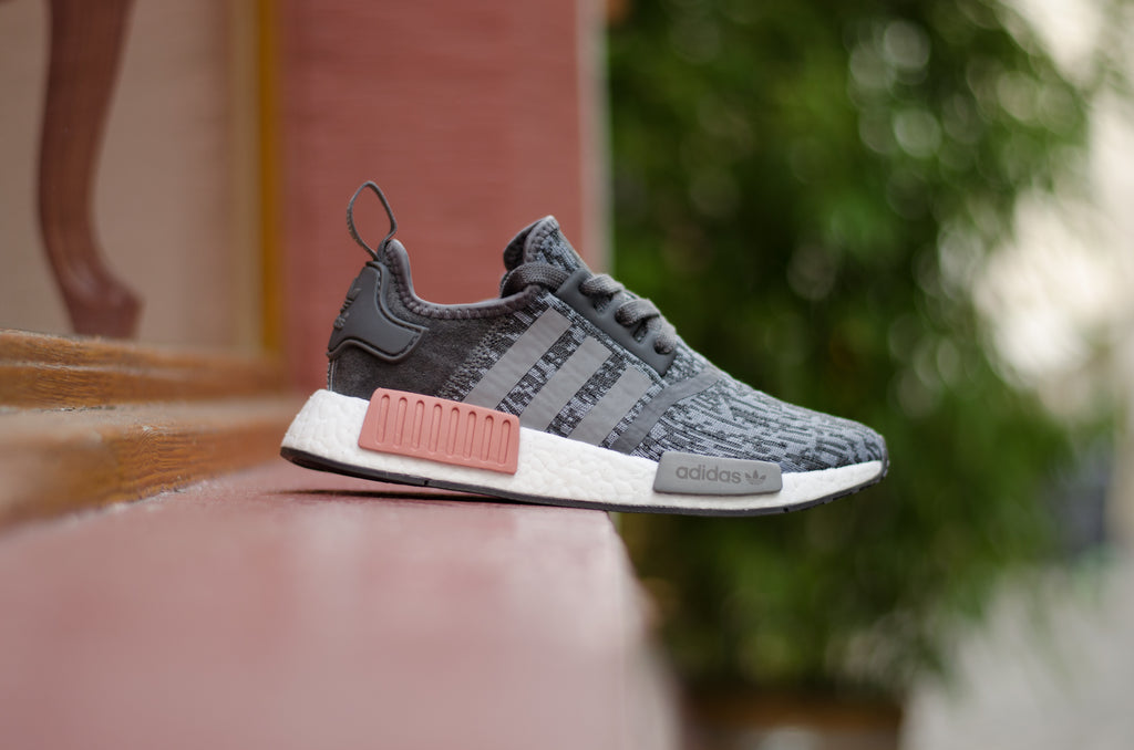 Adidas NMD_R1 W Grey BY9647