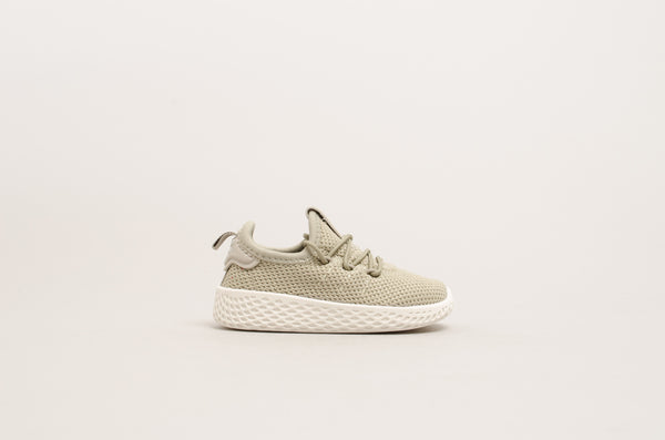 Adidas Pharell Williams Tennis Hu I Tech Beige/Chalk White BB6827
