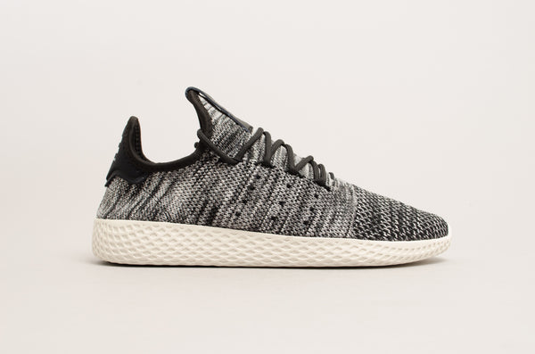 Adidas Pharell Williams Tennis Hu Primeknit Oreo Black White CQ2630 09379662c