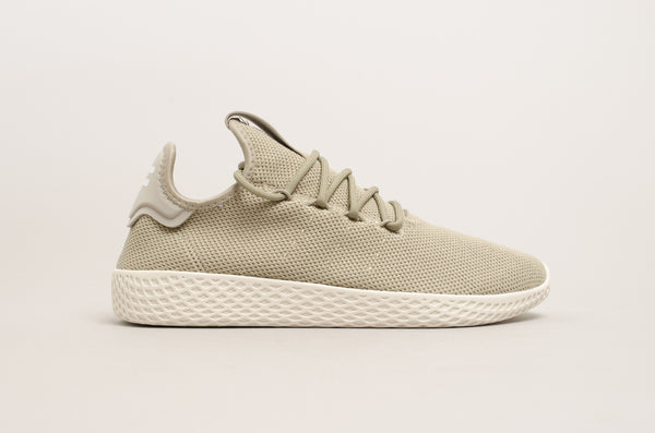 Adidas Pharell Williams Tennis Hu Tech Beige/Chalk White CQ2163