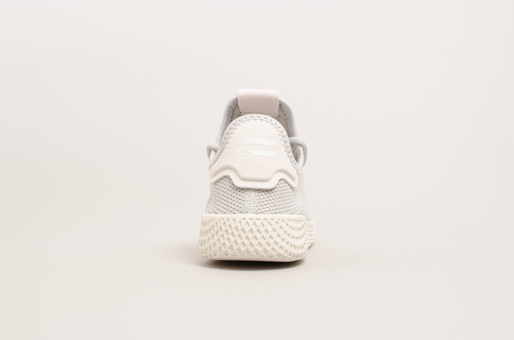 cc649305e ... Adidas Pharell Williams Tennis Hu W Grey Chalk white DB2553 ...