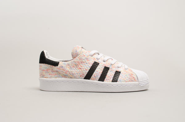Adidas Superstar 80's Primeknit White Multicolor S75845
