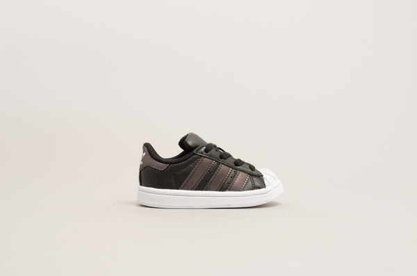 Adidas Superstar I Black/White/Xeno CQ2854