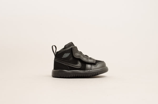 Jordan 1 Mid Alt (Toddler) Black AR6352-050