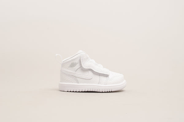 Jordan 1 Mid Alt (Toddler) White AR6352-109