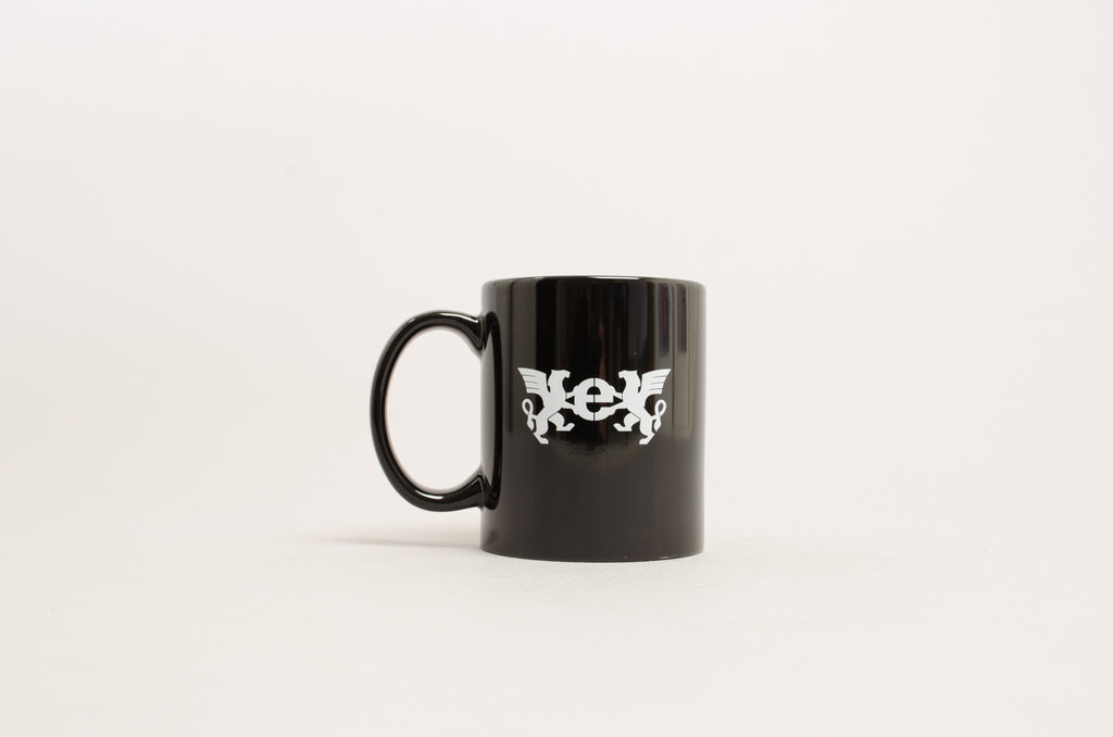 Need More Coffee Mug Edtition 3 Black White Mint