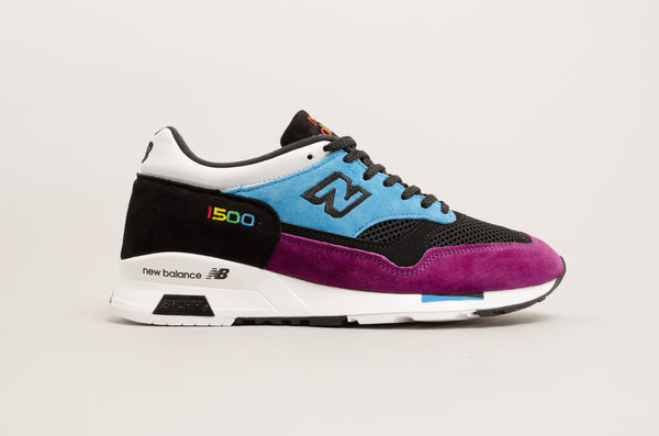 "New Balance 1500  ""Prism Pack"" Black/Purple/Blue M1500CBK"
