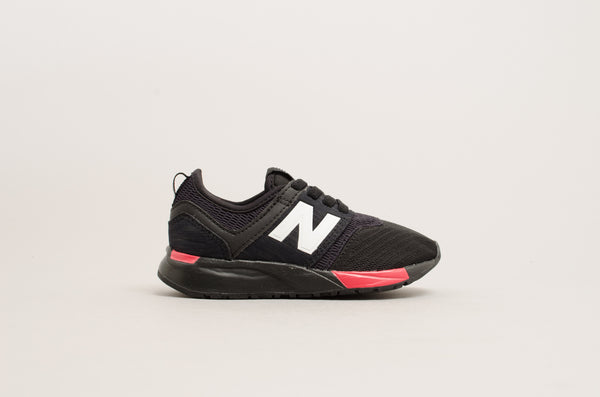 New Balance 247 Black/Red KA247C1P