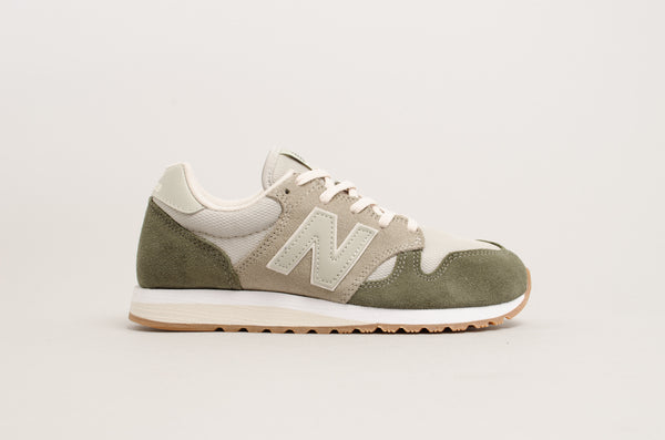 New Balance 520 Green/Grey/Gum WL520TS