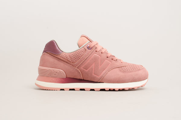 New Balance 574 Dusted Peach WL574GRY