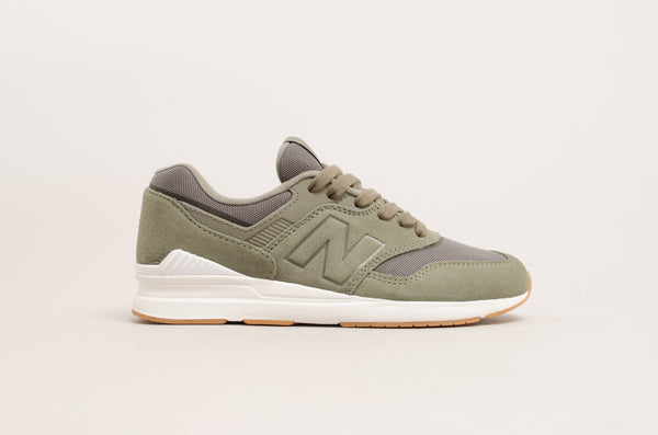 New Balance 697 Military Foliage Green WL697SDC