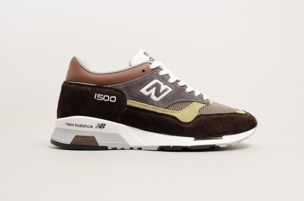 New Balance M1500BGG Brown Green