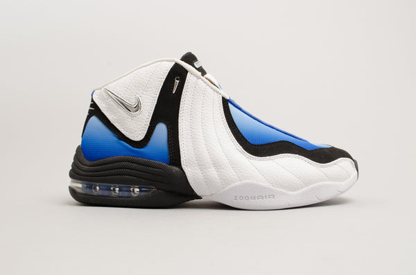 Nike Air Garnett 3 White Blue Black 749634-100