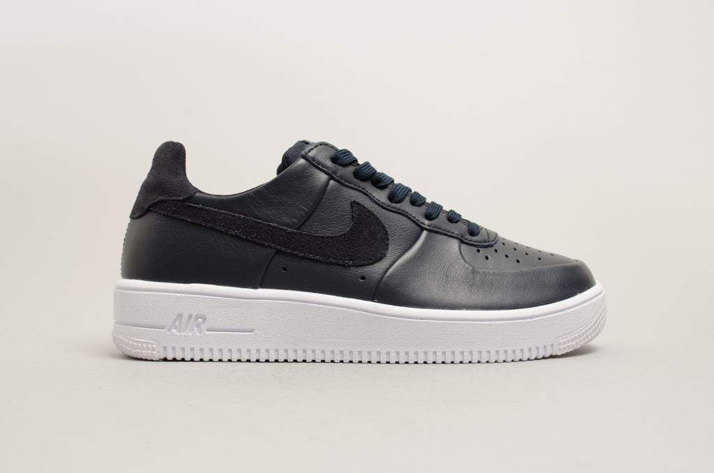66a66c86cd Nike Air Force 1 Ultraforce Leather Dark Obsidian 845052-401 ...