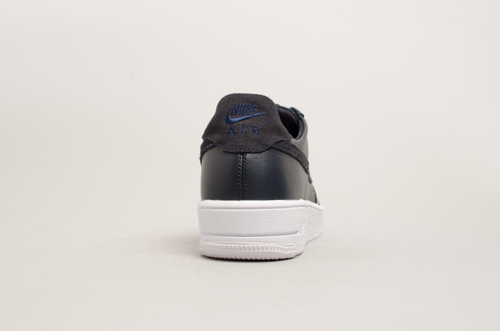Nike Air Force 1 Ultraforce Leather Dark Obsidian 845052-401