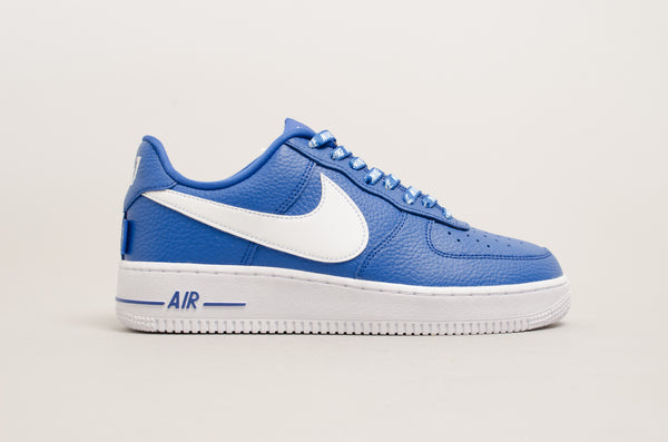 Nike Air Force 1 '07 LV8 NBA Game Royal/White 823511-405