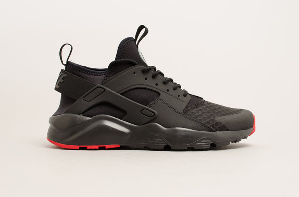 Nike Air Huarache Ultra Black/Black/Red Ninja Pack 819685-012