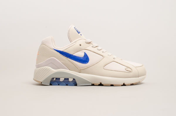 Nike Air Max 180 ( Desert Sand / Blue - Orange ) AQ9974-002