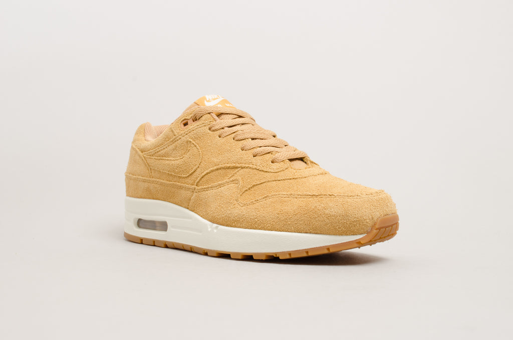 new product 69414 08dfc ... Nike Air Max 1 Premium Flax 875844-203 ...