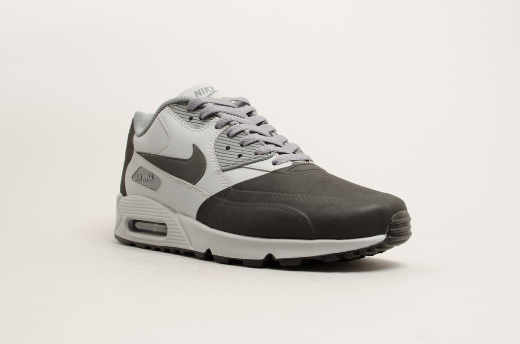 Nike Air Max 90 Premium SE Black Grey 858954-001