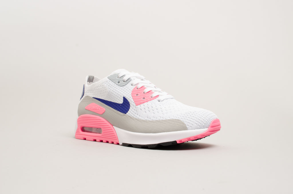 Nike Air Max 90 Ultra 2.0 Flyknit 881109-101