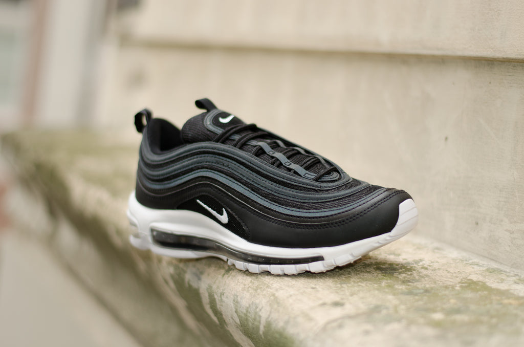 da36db71470f45 ... Nike Air Max 97 Black   White 921826-001