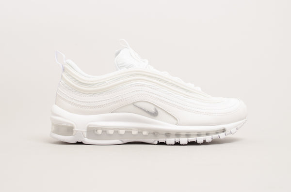 Nike Air Max 97 White / White - Wolf Grey 921826-101