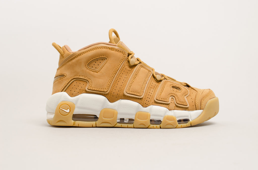 low priced f541b 2aa96 Nike Air More Uptempo  96 Premium Flax Wheat AA4060-200 ...