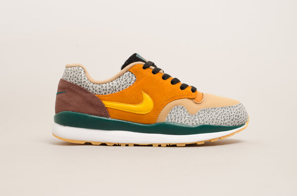 Nike Air Safari Special Edition ( Orange / Brown / Grey / Green ) AO3298-800