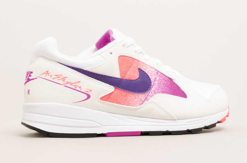 Nike Air Skylon II ( White / Purple / Solar Red ) AO1551-103