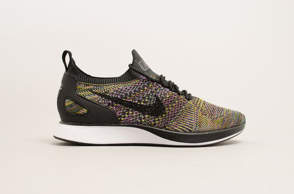 Nike Air Zoom Mariah Flyknit Racer Vivid Purple/Bright Citron Multicolor 918264-006