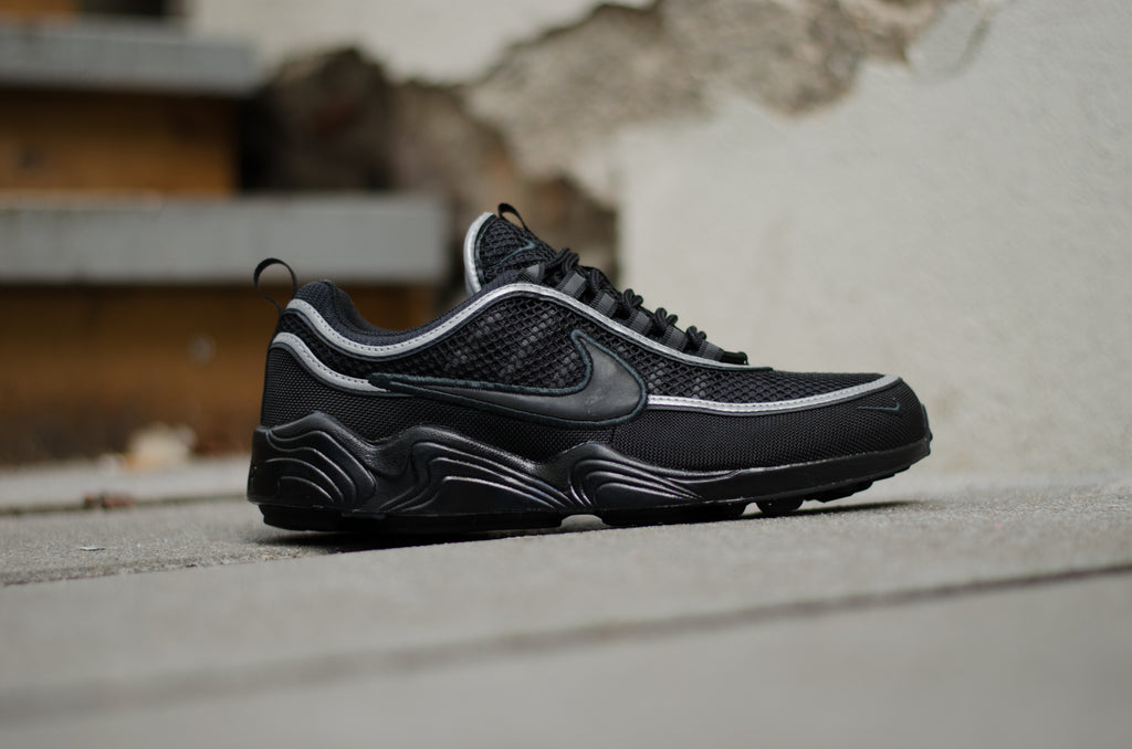 Nike Air Zoom Spiridon '16 Black/Black 926955-001