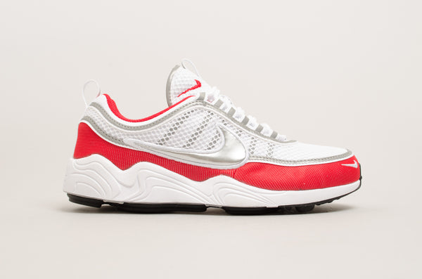 Nike Air Zoom Spiridon '16 University Red/White/Silver 926955-102
