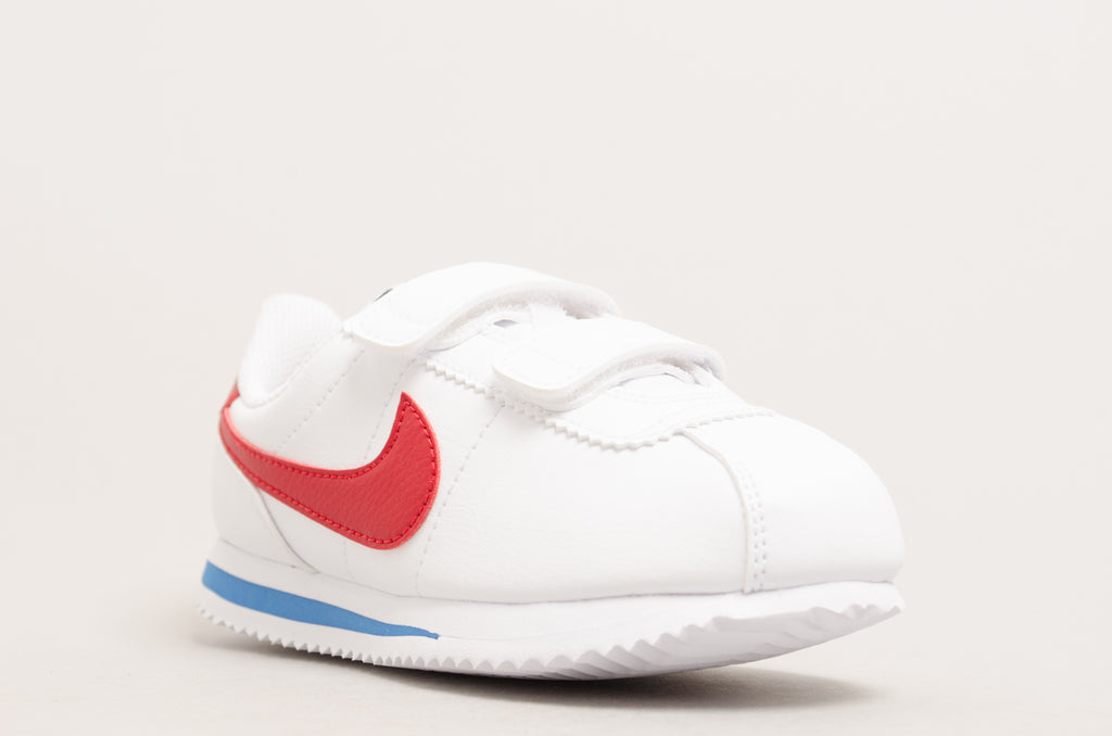 Nike Cortez Basic SL (PS) White / Varsity Red / Varsity Royal Blue 904767-103