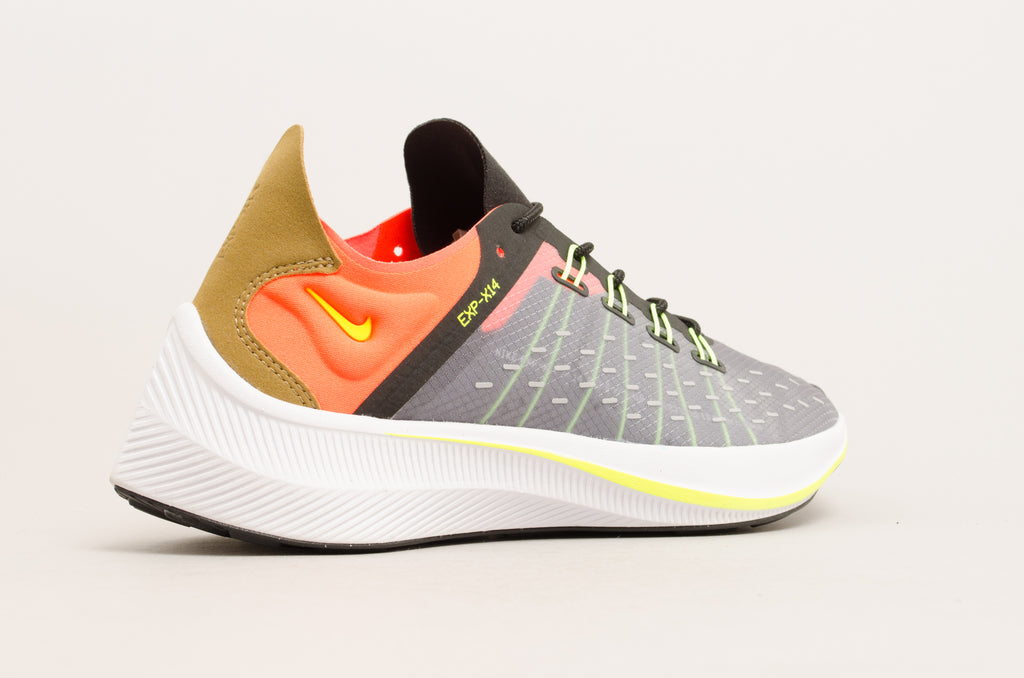 Nike EXP-X14 ( Black / Volt / Crimson / Dark Grey ) AO1554-001