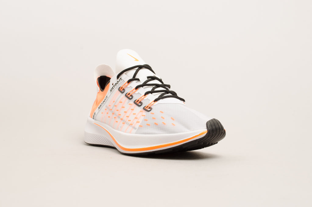 Nike EXP-X14 Special Edition ( White / Orange / Black ) AO3095-100
