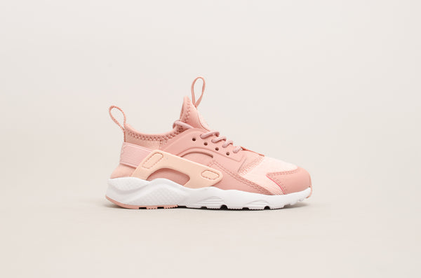 Nike Huarache Run Ultra Special Edition (Pre-school) Rust Pink / White AA3051-600